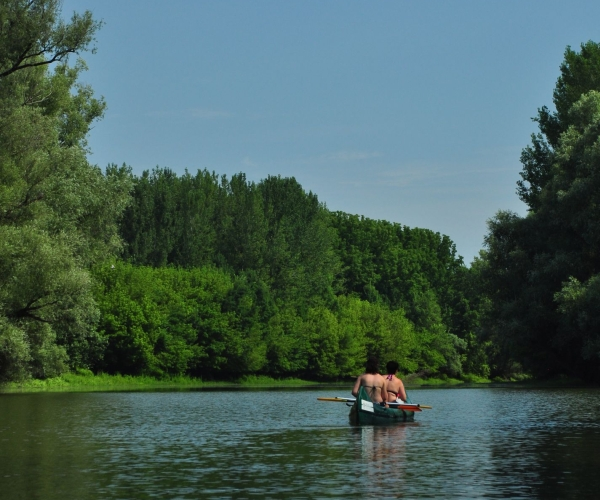 Sió-Duna kenutúra