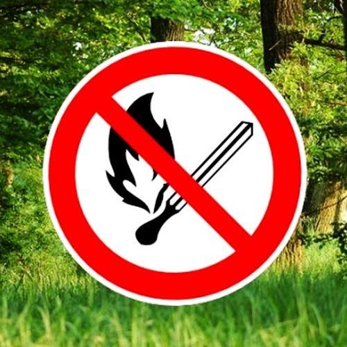 A tűzgyújtási tilalomról
